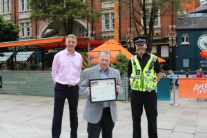 Cardiff Against Business Crime Achieves National Standards Reaccreditation
